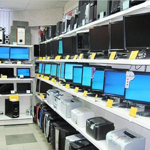 Компьютерные магазины Аромашево