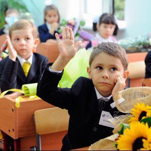 Школы Аромашево