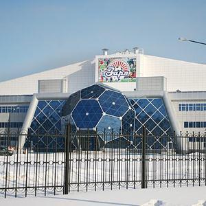 Спортивные комплексы Аромашево